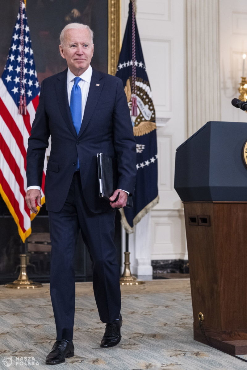 USA/ Biden za zawieszeniem praw własności intelektualnej do szczepionek przeciw Covid-19