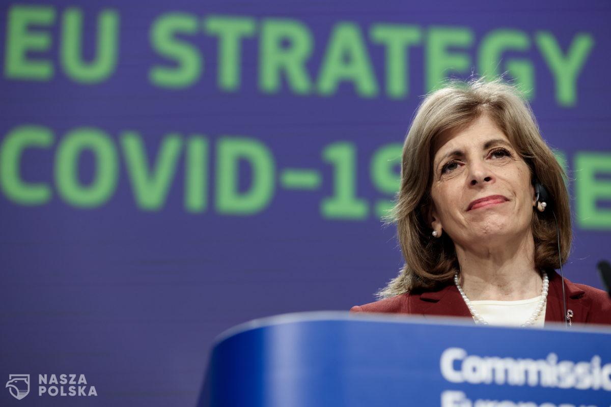 Powstała unijna strategia na rzecz leków przeciwko COVID-19