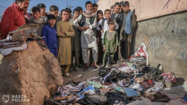 Afganistan/ 11 ofiar śmiertelnych ataku bombowego na autobus