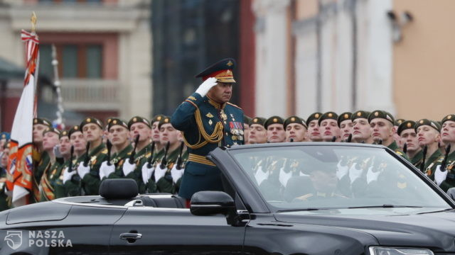 Rosja/ Na Placu Czerwonym rozpoczęła się doroczna defilada wojskowa