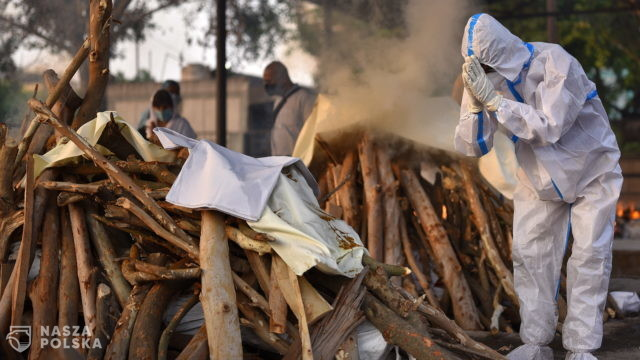 WHO: indyjski szczep koronawirusa to wariant wywołujący niepokój