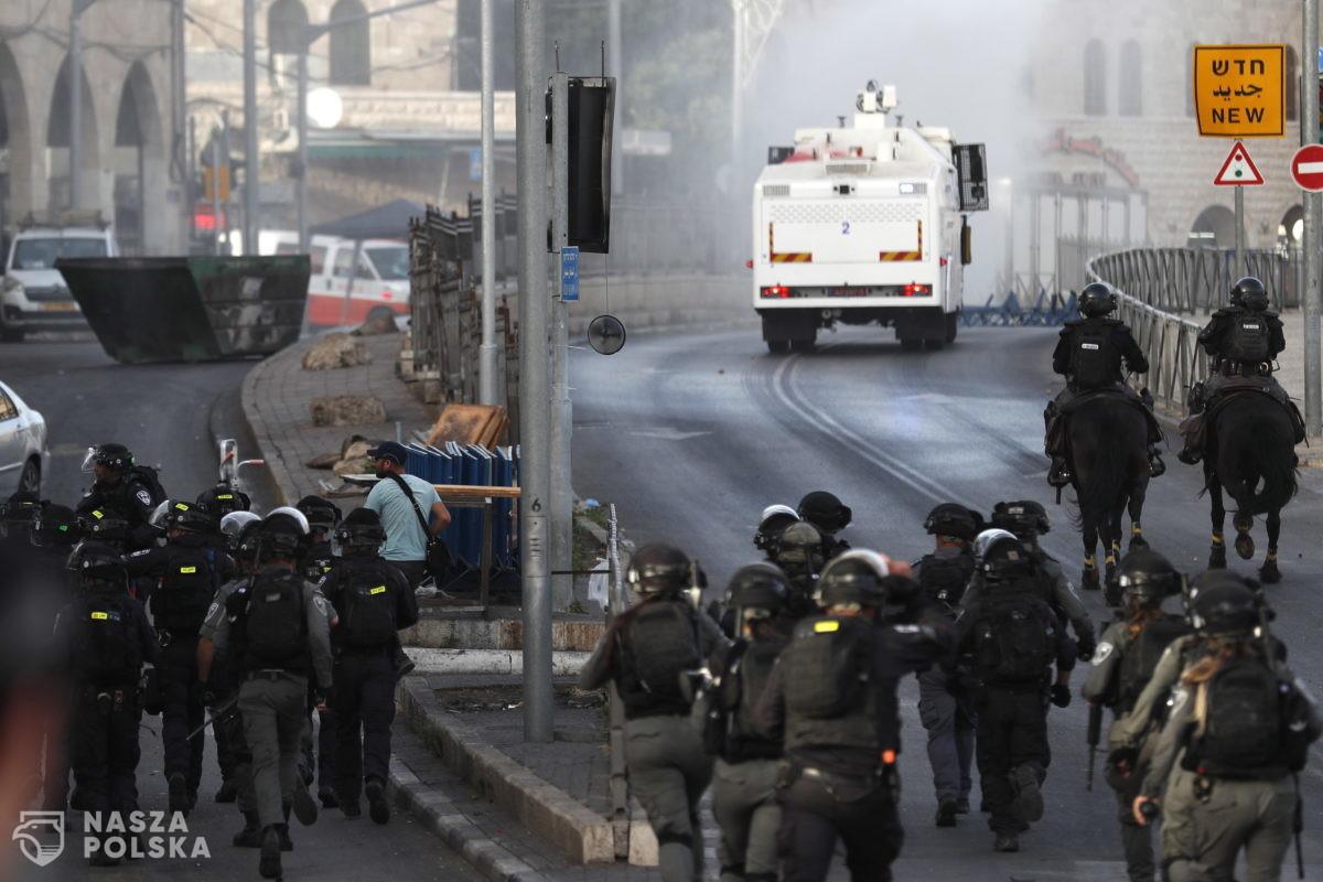 Izrael/ Rzecznik armii: zaczęliśmy atakować cele Hamasu w Strefie Gazy