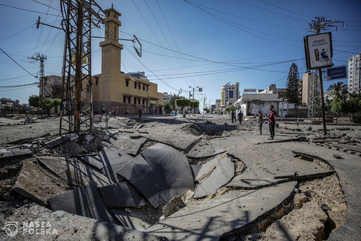 Trzy rakiety wystrzelono w kierunku Izraela z terytorium Libanu