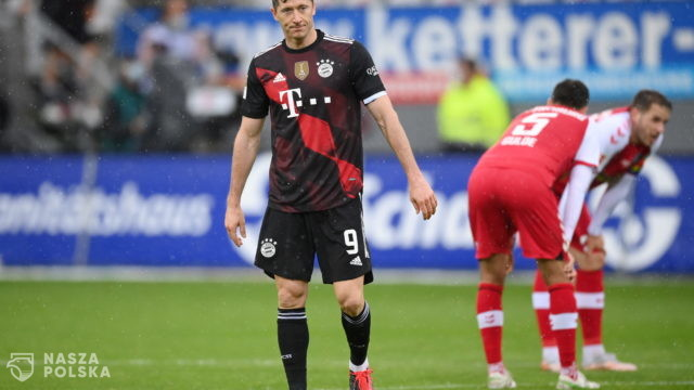Liga niemiecka – media o 40. golu Lewandowskiego: upadł niedościgniony rekord