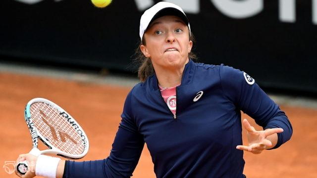 Turniej WTA w Rzymie – szwedzkie media: szalona wygrana Świątek, Polka faworytką w Paryżu