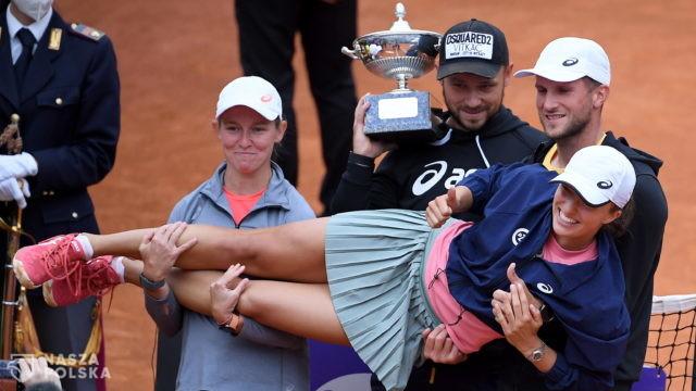 Ranking WTA – Świątek na 9. miejscu, najwyższym w karierze