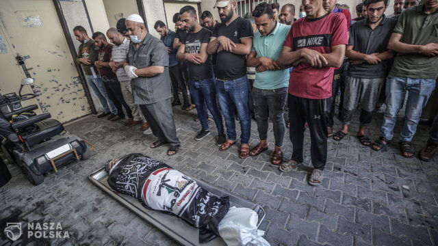 Hamas i Izrael zawarły porozumienie w sprawie zawieszenia broni