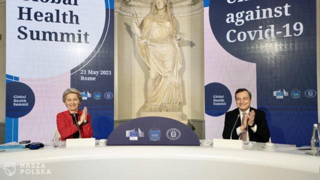 """""""Zaszczepmy cały świat!"""" – domaga się Globalny Szczyt G20"""