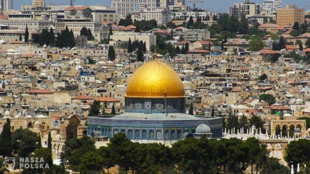Izrael/ Armia odpowiedziała na atak rakietowy z Libanu