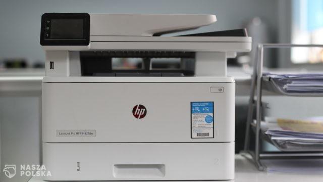 Tania eksploatacja drukarki