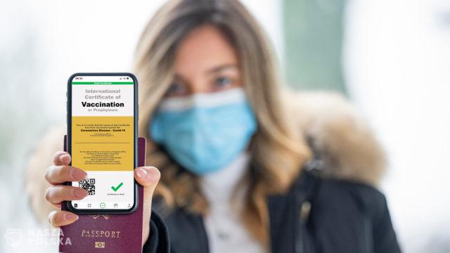 Niedzielski o paszportach covidowych: technicznie jesteśmy do tego przygotowani