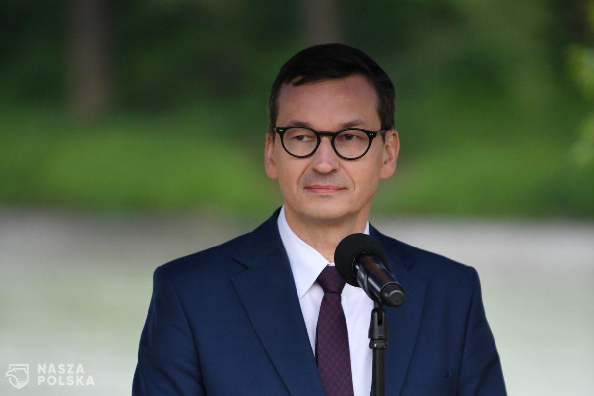 Premier: nie byłoby ojczyzny, którą znamy, bez wielkich Ślązaków, jak Konstanty Wolny