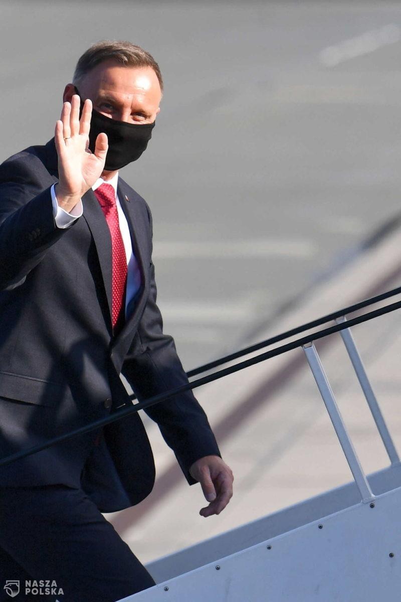Prezydent Duda weźmie udział w brukselskim szczycie NATO