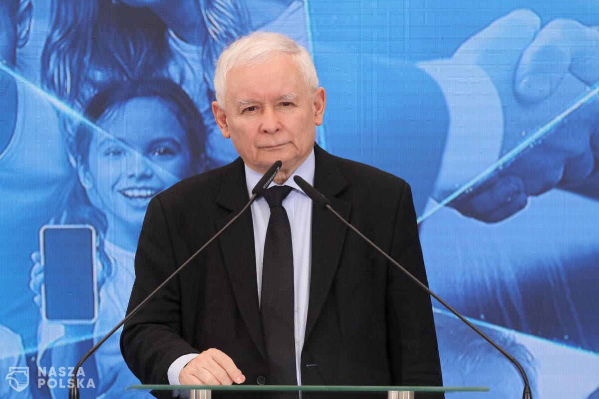 Kaczyński zganił koalicjantów