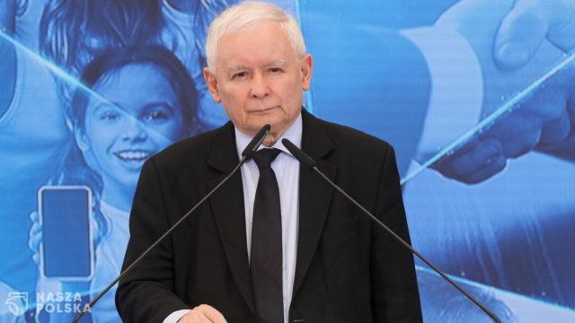 Kaczyński: Polski Ład to wielki program zmiany cywilizacyjnej