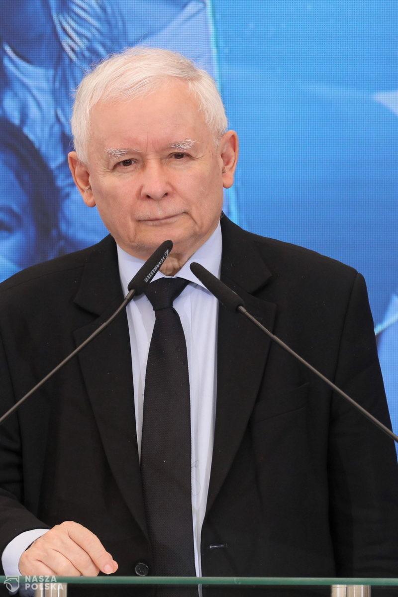 Kaczyński: Tusk musi przeprosić