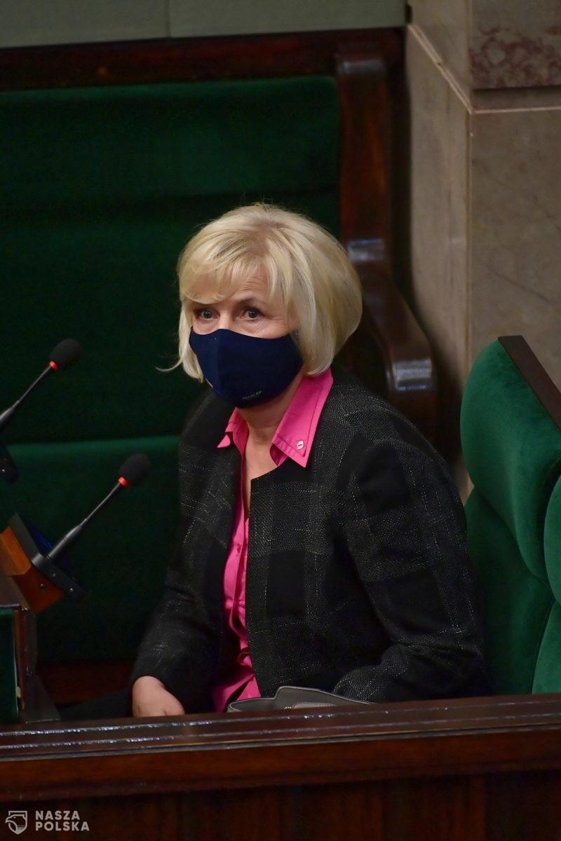 Kwiatkowski: senatorowie niezależni podejmą decyzję po spotkaniu z senator Staroń