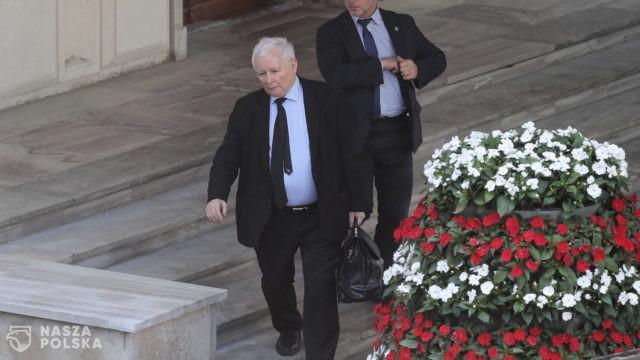 Kaczyński od niedzieli rusza w trasę z promocją Polskiego Ładu