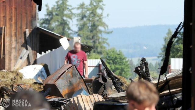 Tak strasznego pożaru na Podhalu nie było od 30 lat