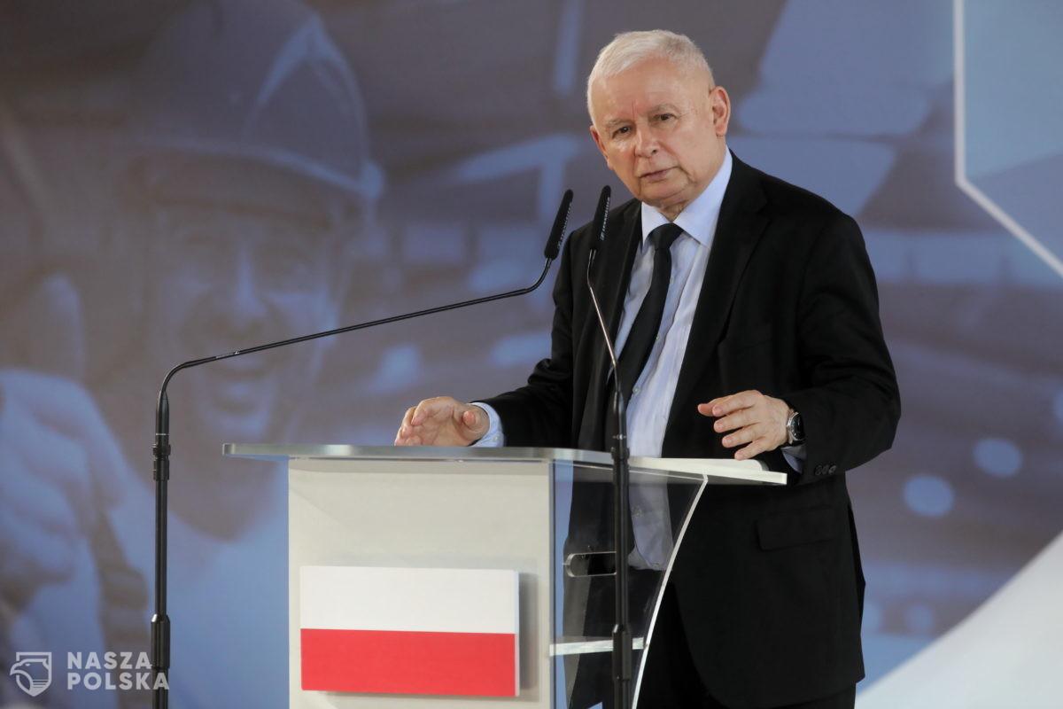 Kaczyński zapowiada zmiany w rządzie