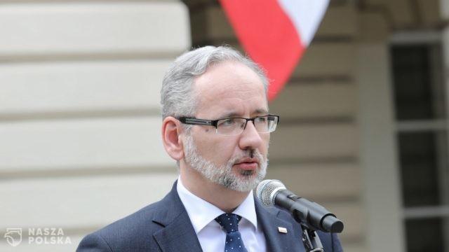 Według prokuratury minister zdrowia nie podlega orzecznictwu polskich sądów karnych