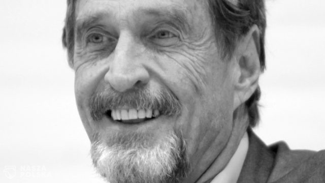 Hiszpania/ W więzieniu zmarł twórca programów antywirusowych John McAfee