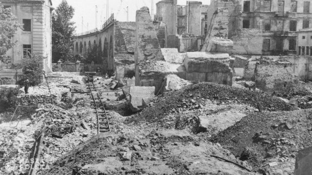 Do Polski trafił jeden procent odszkodowań wypłaconych przez Niemców po II wojnie światowej