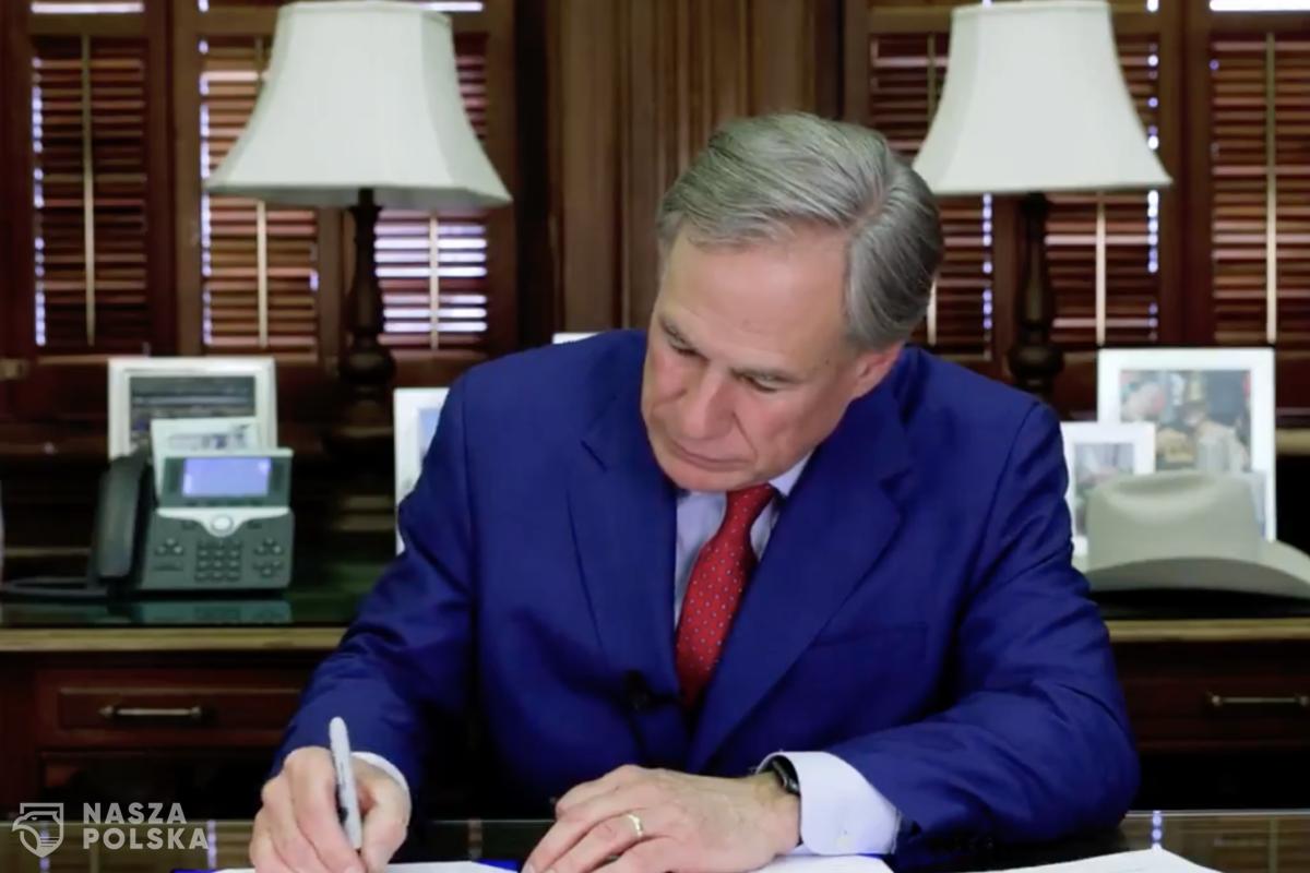 """USA/ Gubernator Teksasu sprzeciwia się federalnym restrykcjom: """"Teksańczycy sami zdecydują, czy będą nosić maski i otwierać biznesy"""""""