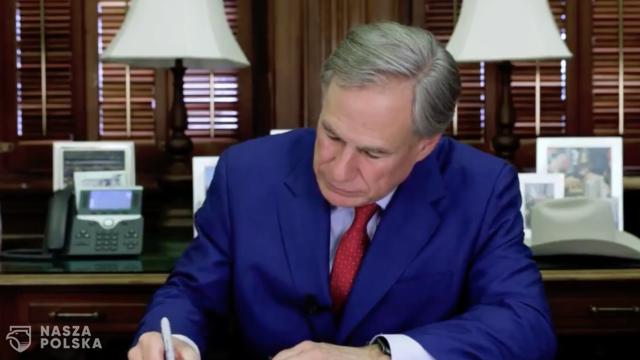 USA/Gubernator Teksasu zabronił obowiązkowych szczepień przeciwko Covid-19