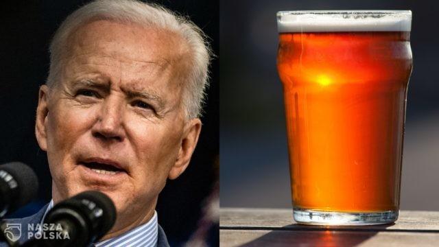 Biden zachęca Amerykanów do szczepień. Darmowe piwo dla zaszczepionych