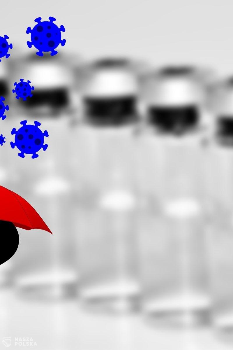 Le Figaro: Szczepienie z pewnością nie zapobiega zakażeniu