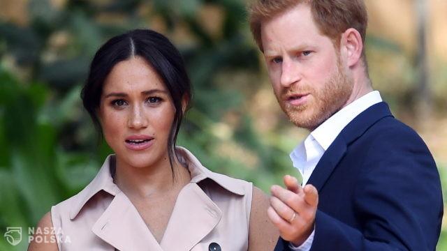 W USA urodziła się córka brytyjskiego księcia Harry'ego i księżnej Meghan