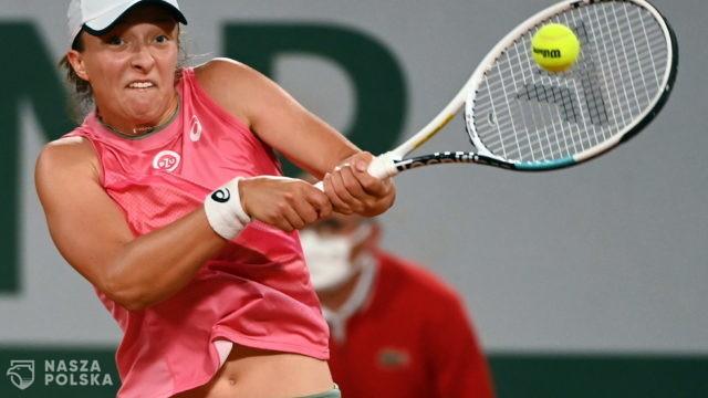 French Open – Świątek awansowała do półfinału debla