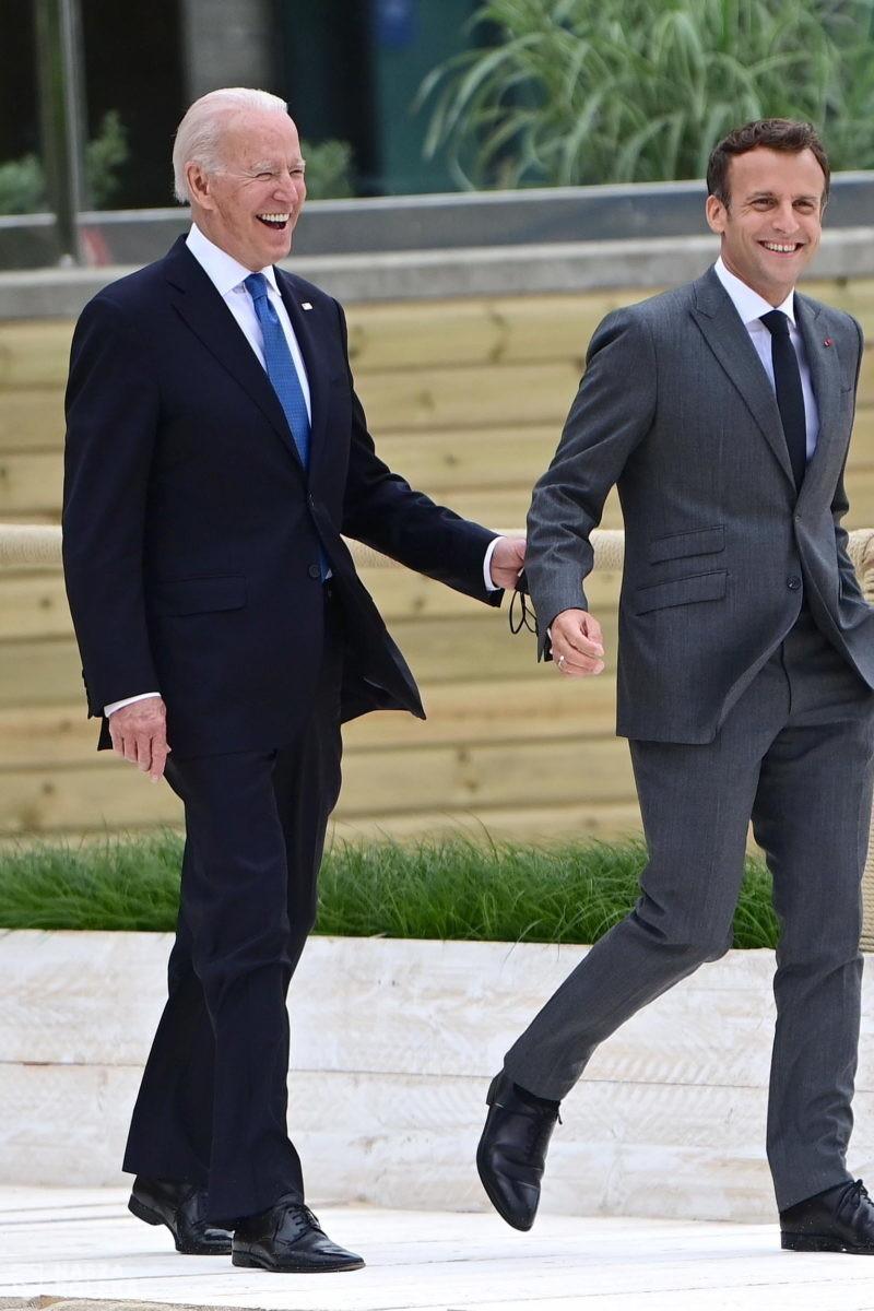Biden po szczycie G7: kraje demokratyczne ścigają się z autokratycznymi rządami