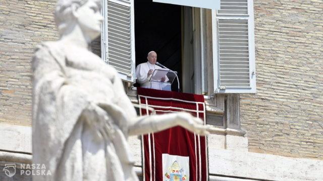 Papież wyraził bliskość z ludnością Niemiec, Belgii i Holandii