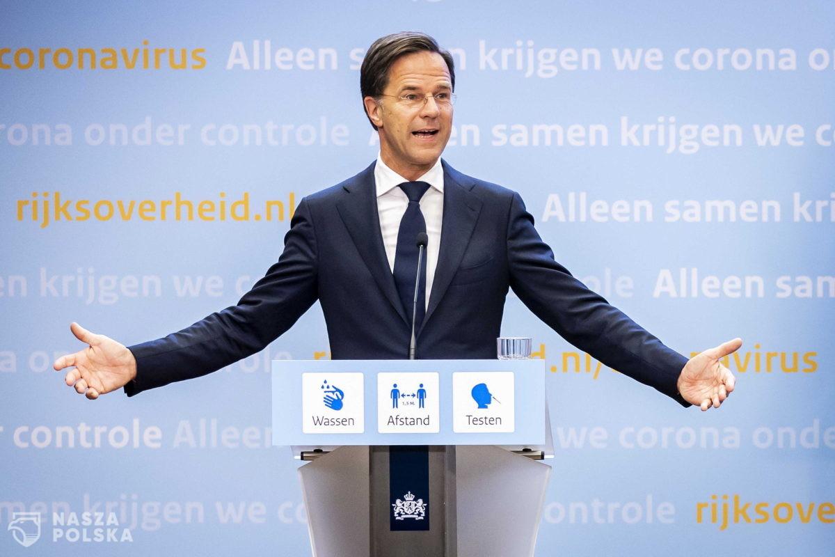 Holandia/ Premier: otwieramy kraj
