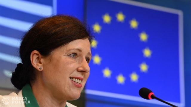 Wiceszefowa KE: również Komisja Europejska musi działać zgodnie z zasadami praworządności