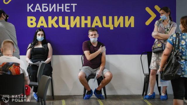 Rzecznik Kremla zaprzeczył, by w Rosji szczepienia przeciw Covid-19 były obowiązkowe
