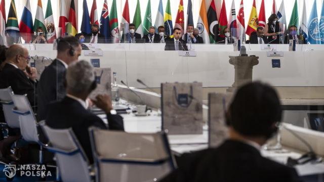 Śmiały plan G20: zredukować ubóstwo i zlikwidować głód do roku 2030
