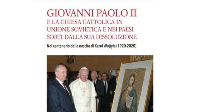 Książka o roli Jana Pawła II i Kościoła katolickiego w Europie Środkowo-Wschodniej