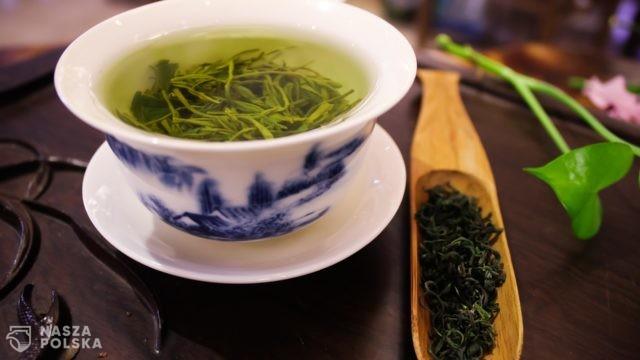 Składnik zielonej herbaty może chronić przed COVID-19