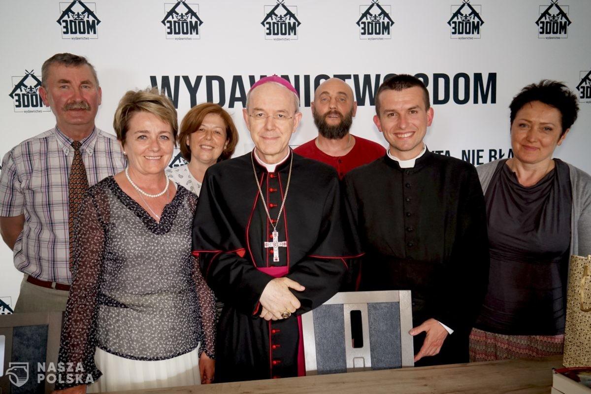 Biskup Schneider odwiedził Polskę. Wygłosił wykład na zaproszenie wydawnictwa 3DOM