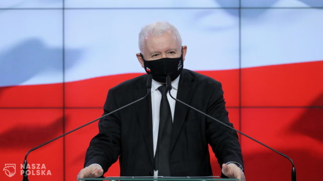 Jarosław Kaczyński prezesem PiS na kolejną – ostatnią – kadencję