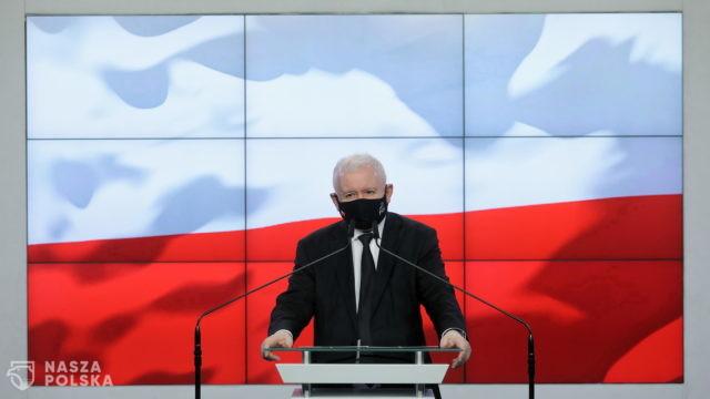 Prezes PiS: dzisiaj przywódcy wielu partii w Europie podpisują wspólną deklarację; nie chcemy rewolucji