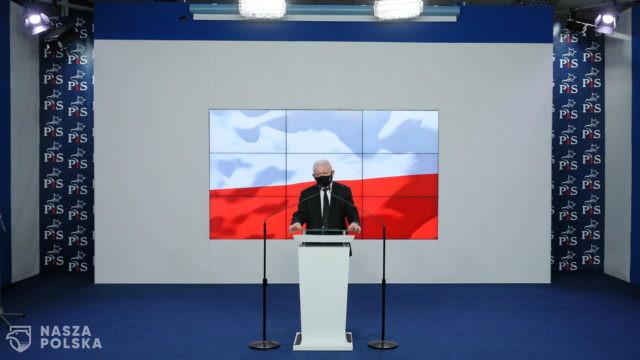 Kaczyński: musimy wykonać uchwałę sanacyjną, trzeba się oczyścić
