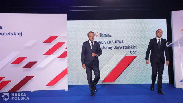 Zalewski: Donald Tusk kończy lewicowy eksperyment; Platforma wraca do centrum