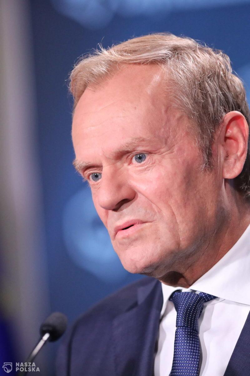 Tusk: Nie możemy zwątpić w wolność