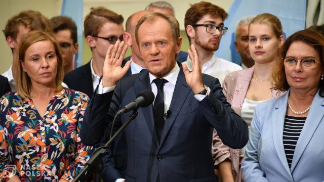 """Donald Tusk przeprasza Zbigniewa Ziobro: """"Proszę o zrozumienie i wybaczenie"""""""
