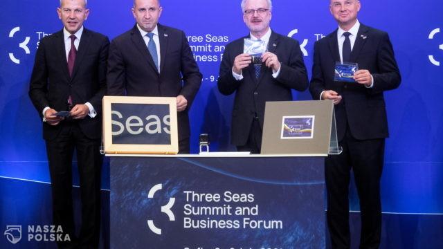 Prezydent Duda o Trójmorzu: wierzę, że przyniesie dobre owoce