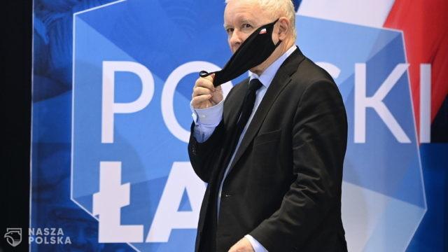 Kaczyński: nie mamy zamiaru niczego płacić za niemieckie zbrodnie
